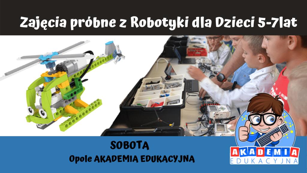 zajęcia próbne z robotyki
