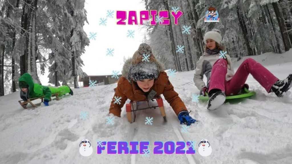 Półkolonie Zimowe 2021