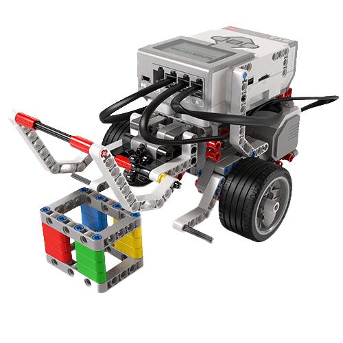Kwadrat Ev3 Robot2