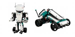 Lego Mindstorms Wynalazca robotow