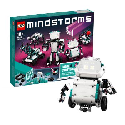 Sklem mindstorms wynalazca robotow