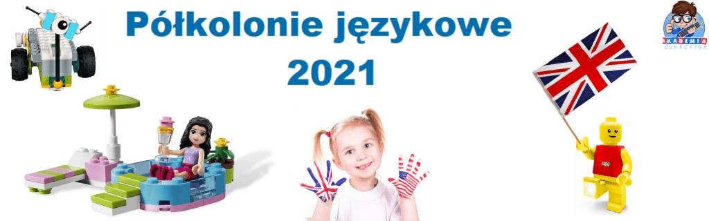 Półkolonie dla dzieci 2021